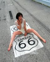 The Queen of Route 66...7 by opodo