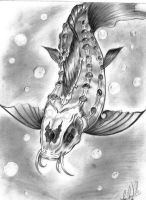 Jewelled Koi by FrostyX999