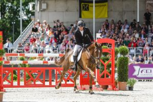 3DE Show Jumping Phase Stock 56 by LuDa-Stock
