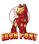 IronPony _Team Logo by TK2397