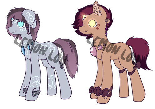 Jewelist Adopts [OPEN] by Arii-Chi