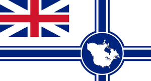 North American British Union by 3D4D