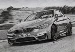 2014 BMW M4 by orhano