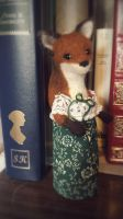 Lady Fox completed by DarlingDreamer94