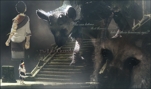 The Last Guardian for PS3 Art by max-safehaven