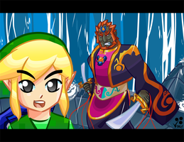 LoZ: Selfie by Linkakami
