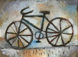 bicycle by usartdude