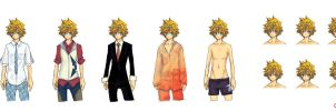Roxas for OPKHDS by C2ii