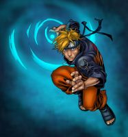 naruto for BA by naomiciso