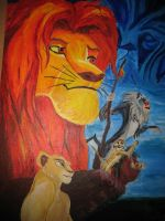 The Lion King by bug-xx
