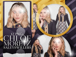 Chloe Moretz PNG Pack #5 by SaleySwillers