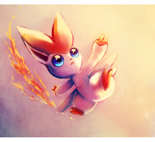 V-Victini by salanchu