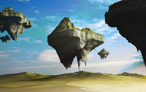 Vue Avatar Mountains WIP by 007Nab
