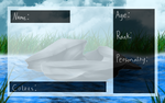 Riverclan Reference Sheet by Addictivemind
