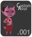Custom Adopt 001 by CrypticInk