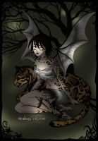 Fairy Of The Leopards by superstel