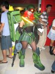 Mobile Suit Girl Zaku 4 by polidread
