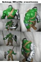 king Hulk custom by wotan03