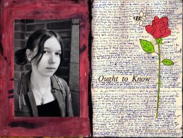Scrapbook - I and Questions by 7ANYA