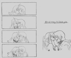 Its So Easy To Love You by elrond401