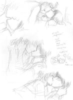 .gaalee.kiss.doodle.dump by alexis-the-angel