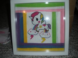 Tokidoki Unicorn by SweetNerdyCakes