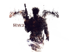 MW3 Wallpaper by KRONTM