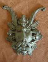 Greenman Pendant by nativeart