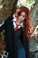 Evans by fae-photography