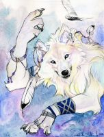 Lux the Wuff by Novawuff
