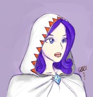 Rarity is White Mage by anteateradvance