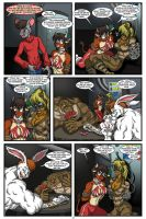 FIRST MISSION PG13 by Eggplantm