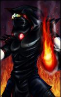 LFG - Mistress of Magma by DreamingRed