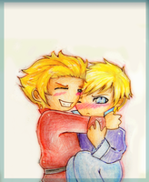 APH: Cuddly by the-blue-fish