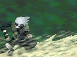I love Kakashi by scorch87