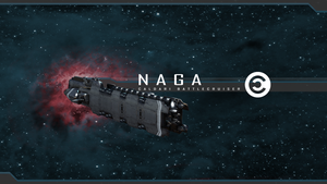 Eve: Naga Wallpaper by foxgguy2001