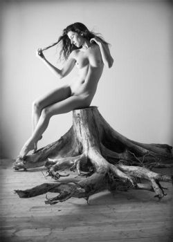 Tree Nude 9 by katyT