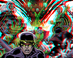 Uncanny X-Men by Ed McGuiness in 3D Anaglyph by xmancyclops