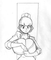 Rosie the Nurse by InfectedLobster