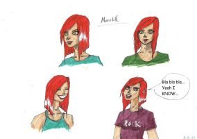 My OC by Jaquina