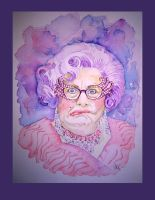 Dame Edna by atreus4971