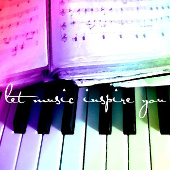Let Music Inspire You by gutterlily10