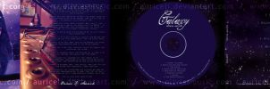 Galaxy CD Cover Layout by auriceli