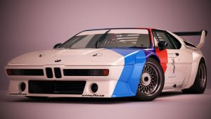 BMW M1 Procar by nancorocks