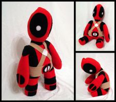 Deadpool Plush by MowenDesigns