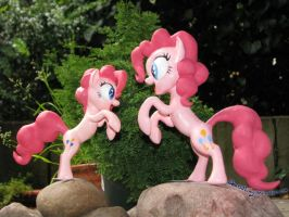 The Pinkie has been doubled by DeathPwny