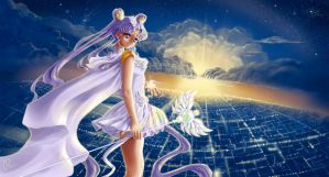 Sailor cosmos 02 by Pillara