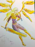 League of Legends - Aether wings Kayle by NoraNecko