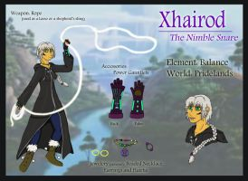 Xhairod, The Nimble Snare by Sound-of-Heaven