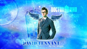 DAVID TENNANT THE DOCTOR by Anthony258